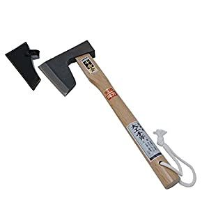 Estwing E3-2H Solid Steel Carpenters Hatchet with Nylon Grip