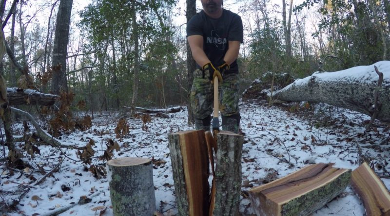 Best Axe For Splitting Wood The Only One Youll Need Clutch Axes