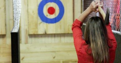 King of Prussia Axe Throwing - The Absolute 5 Best Ranges