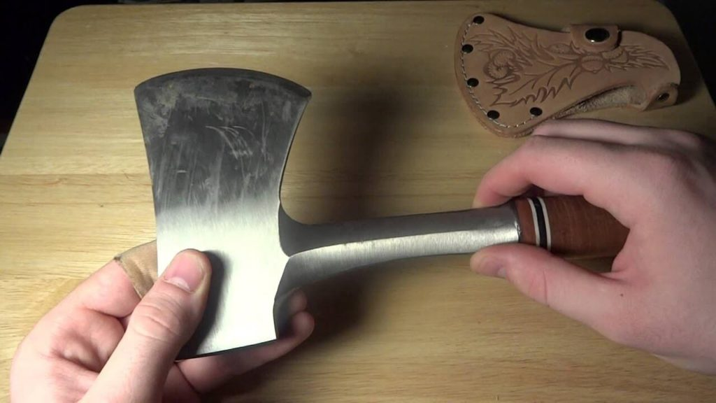 Estwing Sportsman Axe Review - Powerful, Affordable Quality