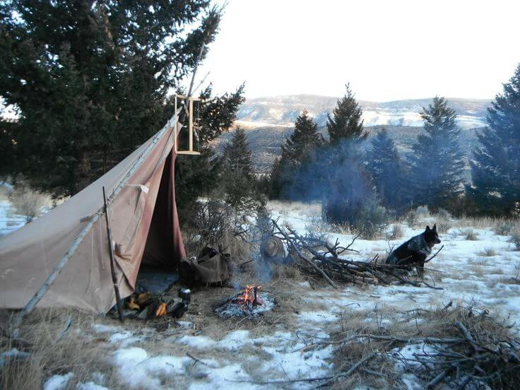 New Mexico Camping and Bushcraft