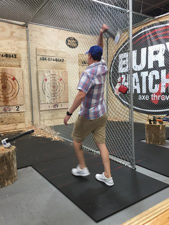 King of Prussia Axe Throwing