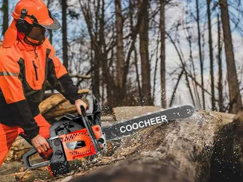 This image has an empty alt attribute; its file name is COOCHEER-20-Inch-Gas-Powered-Chainsaw-62CC-2-Stroke-Chain-Saw.jpg